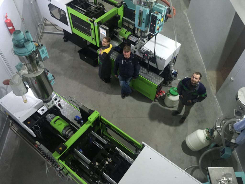 Купить Виробництво пластикових виробів