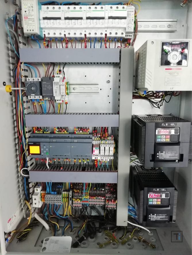 Купить Control Cabinet for Machine Operation